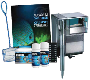 Fluval Vista Includes