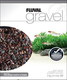 Fluval Polished Pebbles & Gravel