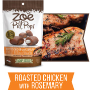 Zoe Pill Pops Roasted Chiclen with Rosemary
