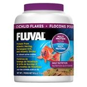 Fluval Cichlid Flakes, 60 g (2.12 oz)
