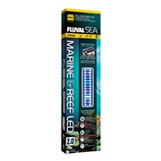 "Fluval Marine & Reef 2.0 LED Strip Light - 32 W - 61 cm-85 cm (24"" – 34"")"