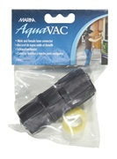 Marina AquaVac Male & Female Hose Connector