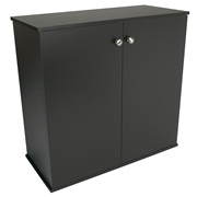 Fluval Accent Aquarium Cabinet - Black - 110 L (29 US gal)