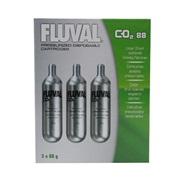 Fluval Pressurized Disposable CO2 Cartridges - 88g