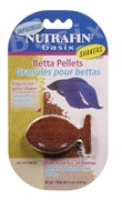 Nutrafin basix Betta Pellets 12 g (0.4 oz)