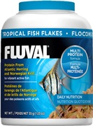 Fluval Tropical Flakes, 35 g (1.23 oz)
