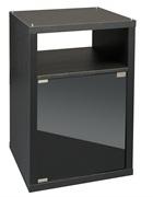 Exo Terra Cabinet - Small - 45.4 x 45.4 x 70.5 cm (17 7/8 x 17 7/8 x 27 3/4 in)