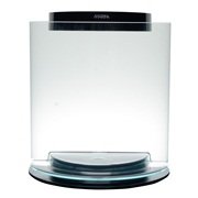 Marina Half Moon Plastic Betta Kit - 3L (0.8 US gal) - Black