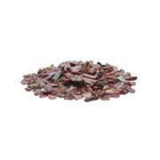 Fluval Gravel, Polished Fancy Jasper Gravel, 4-8 mm, 4.4 lbs