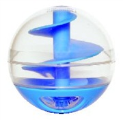 Catit Cat Treat Ball, Blue