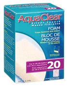 AquaClear 20 Foam Filter Insert