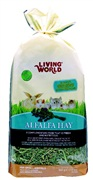 Living World Alfalfa HayMediumSize 340 g (12 oz)