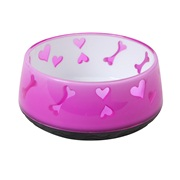 Dogit & Catit Home Non-Skid Bowl - Pink