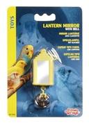 Living World Lantern Mirror with Bell