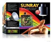 SunRay Metal Halide Fixture With Ballast & Bulb - 70W