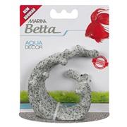 Marina Betta Aqua Decor Ornament- Granite Wave