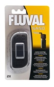 Fluval® Nano Aquarium Filter Carbon Cartridge, 2 Pack