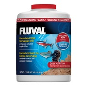 Fluval Colour Enhancing Flakes, 140 g (4.94 oz)