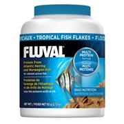 Fluval Tropical Flakes, 60 g (2.12 oz)