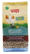 Living World Healthy Timothy Formula For Guinea Pigs 1.8 kg (4 lb)