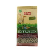 Living World Extrusion Diet for Rabbits - 600 g (1.3 lb)