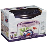 Marina Plastic Betta Kit Purple, 1.89L (0.5 U.S. gal)