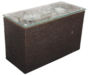 Laguna Décor Aqueous decorative water feature kit, contemporary design collection
