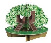 Habitrail OVO Cardboard Maze - Tree House