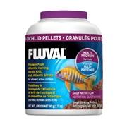 Fluval Cichlid Small Sinking Pellets, 90 g (3.17 oz)