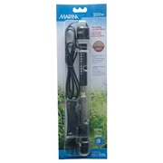"Marina Submersible Pre-Set Aquarium Heater, 200W, 27 cm (10.6"")"