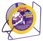 "Living World Deluxe Exercise Wheel - Purple - 12.5 cm (5"")"