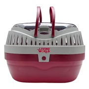 Living World Carrier for Small Pets, Large