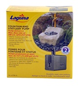 Laguna submersible water pump, for ponds up to 1520 L (400 US Gal)