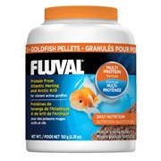 Fluval Goldfish Medium Sinking Pellets, 150 g (5.29 oz)