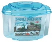 Living World Small Pals Pen Medium, 4.44 L (1.17 US gal)