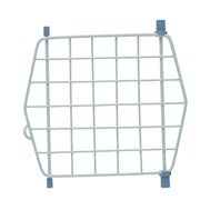 Dogit Pet Voyageur Carrier Model 100, Replacement Metal Wire Door, Blue