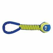 K9 Fitness by Zeus Tennis Ball Ballistic Twist Tug - 30.5 cm (12 in)