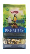Living World Premium Mix For Large Parrots - 1.7 lb
