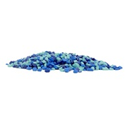 Marina Betta Gravel - Tri-color Blue - 500 g (1.1 lb)