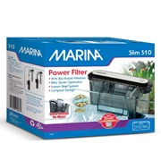 Marina Slim Filter S10 For Aquariums up to 38L (10 US Gal)