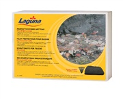 Laguna Protective Pond Netting, 4.5 x 6 m (15 x 20 ft), black