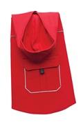 Dogit 2010 Spring/Summer Collection - Vinyl Hooded Raincoat, Red - Medium
