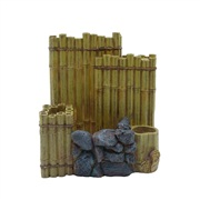 Fluval EDGE Ornament Bamboo Wall II