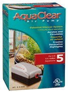 AquaClear 5 Air Pump