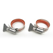 Fluval Accent Hose Clamps - 2 Clamps