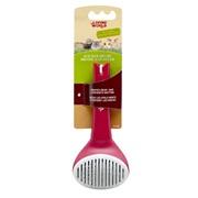 Living World Slicker Brush, Self-Cleaning