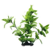 "Fluval Decorative Plants - Lizard's Tail - 40 cm (16"") with base"