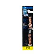 "Catit Style Adjustable Nylon Cat Collar, Animal. Size:  9.5mm (3/8"") x 20cm-33cm (8-13"")"