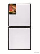 Exo Terra Hinged Screen Covers - 90 x 48 cm (36.5 x 18.75 in)