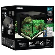 Fluval FLEX Aquarium Kit - 34 L (9 US gal)